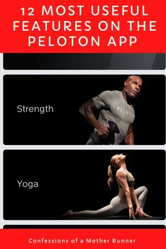 12 Of The most Useful Features on the Peloton App Running Workouts, Fun Workouts, At Home Workouts, Workout Ideas, Yoga Fitness, Fitness Goals, Fitness Motivation, Health Fitness, Peloton Bike