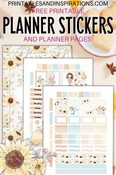 Happy Planner, Agenda Planner, Free Planner, Planner Ideas, Printable Planner Stickers, Free Printables, Sticker Organization, Weekly Planner Template, Bullet Journal Inspiration