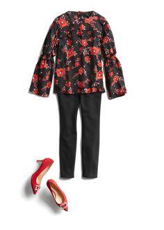 31 Days of Stitch Fix Style: 31 Outfits to Wear This January - FlawlessEnd Stitch Fix Blog, Stitch Fix Fall, Stitch Fit, Stitch Fix Stylist, Preppy Style, Style Me, Work Fashion, Fashion Outfits, Runway Fashion