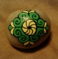Small green mandella
