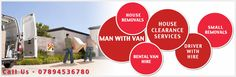 A lot needs to be done when moving a house, and surely it is not a piece of cake. But it can become a pleasant experience for you if you hire Man With A Van Hire Mitcham. All moving and packing services along with a free house cleaning service will be provided to you so as to make everything more easily for you.