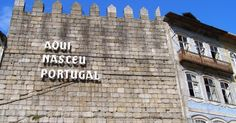 Roteiro de um dia em Guimarães #viagem #lisboa #portugal
