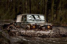 Land Rover shoot www.bnfotografie.nl