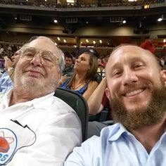 #Astros vs #Cardinals w Uncle JD. #AstrosHappiness