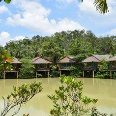 タイのクラビでジャングルリゾート。 A jungle resort at Krabi in Thailand! (2018.10.6) #thailand #jungle #resort #krabi #travel #jungleland #resortwear… Home Fashion, Cabin, House Styles, Home Decor, Decoration Home, Room Decor, Cabins, Cottage, Interior Design