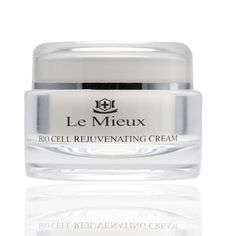 Le Mieux-Bio Cell Rejuvenating Cream - Silky moisturizer features a superior blend of hyaluronic acid, 3 potent peptides, and 5 exotic oils that improves skin firmness and transforms dry, sagging skin into smooth, hydrated, youthful-looking skin. Helps smooth the appearance of lines and wrinkles, while providing long-lasting moisture | Newport Beauty