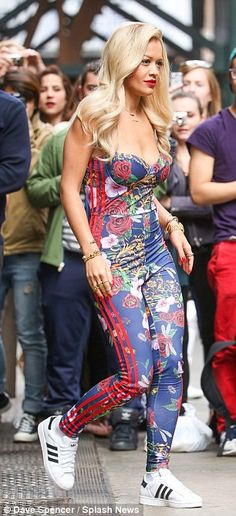 Rita Ora - Adidas I have been waiting to get something from this collabo!