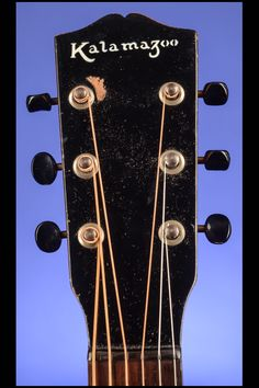 Kalamazoo KGN-12 Flat Top - 14 fret neck Guitars | Fretted ...