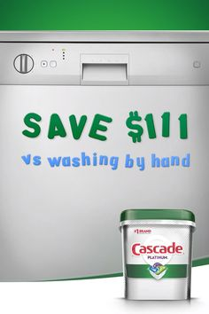 What would you do with an extra $111 a year? Find out when you save that much on your utility bill using an Energy Star certified dishwasher vs. washing by hand. That's because running your sink for just 2 minutes uses as much water as running the dishwasher. So, stop scrubbing and let Cascade Platinum save you time AND money. Diy Christmas Lights, Decorating With Christmas Lights, Christmas Diy, Teen Stores, Sofia The First Birthday Party, Utility Bill, Jelly Roll Quilt Patterns, Outdoor Wedding Inspiration, Energy Bill