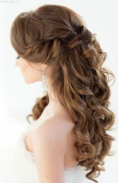 Long Wedding Hairstyles Amazing 48 Our Favorite Wedding Hairstyles For Long Hair  Pinterest