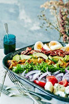Cobb-salaatti | K-ruoka