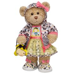 OMG!!! and from build a bear! :O