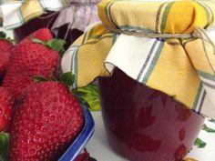 : Mermelada de Fresas