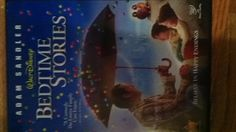 It a wonderful family movie staring Adam Sandler. Bedtime Stories 2009