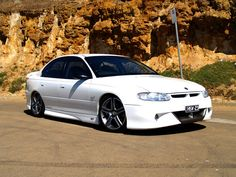 HSV Clubsport VY
