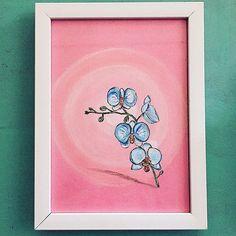 49 Likes, 22 Comments - CapeTown Art Watercolour, Cape Town, Orchids, Photo And Video, Videos, Frame, Photos, Instagram, Decor