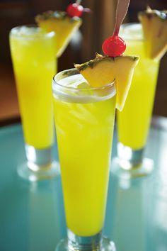 Sip the tropics.