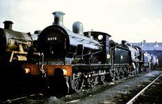 Southern Trains, Trans Siberian Railway, Abandoned Train, Steam Railway, Southern Railways, Railway Posters, British Rail, Train Pictures, Train Engines