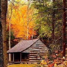 Great Smoky Mountains National Park (Best Honeymoon Destinations In USA) | BestHoneymoonDestinationss.blogspot.com