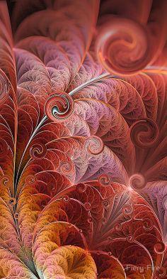 """fracdtal art: """"Illusive dreams"""" by Fiery-Fire • print sale on RedBubble 8758495"""