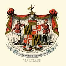 Image result for maryland coat of arms