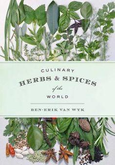 literatura obcojęzyczna dla pasjonatów: Culinary Herbs and Spices of the World