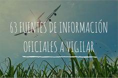 63 fontes de información oficiais a vixiar para estar ao día da lexislación en España