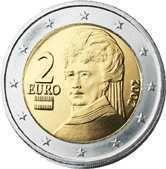 2€ Itävalta 2002