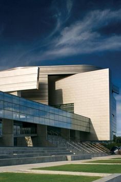 Wayne Morse Federal Courthouse by Morphosis Architects