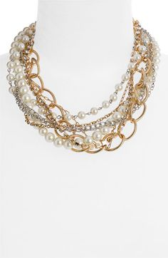 Gold ,pearls and diamante.Can't wait to do this.