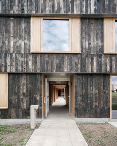 Churchill College, 6a Architects