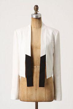 Leighton Tuxedo Jacket - anthropologie