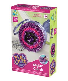 Take a look at this Plush Clutch Kit on zulily today!