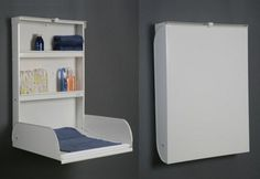 Really Easy Wall Mounted Changing Table