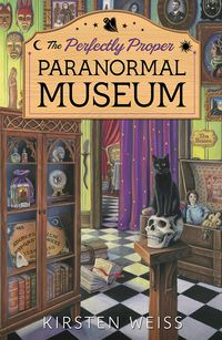Perfectly Proper Paranormal Museum from Dymocks online bookstore. A Perfectly Proper Paranormal Museum Mystery Book PaperBack by Kirsten Weiss Cozy Mysteries, Best Mysteries, Murder Mysteries, I Love Books, Good Books, Books To Read, My Books, Good Mystery Books, Reading Books