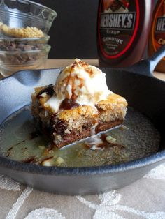 Culinary Couture: Chocolate Chip Paradise Pie