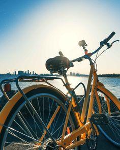 Bicicleta em Toronto