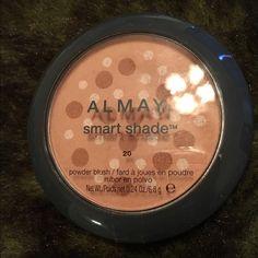 HP Almay Smart Shade Powder Blush 20 Nude Almay Smart Shade Powder Blush 20 Nude. I bundle! Just ask  Almay Makeup Blush