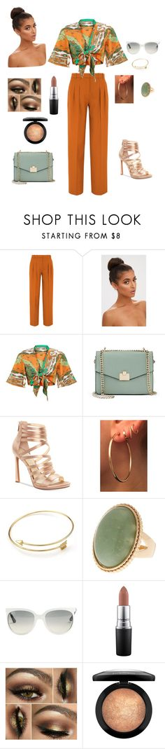 """💚"" by tebaz ❤ liked on Polyvore featuring Victoria, Victoria Beckham, Jennifer Lopez, Jessica Simpson, Ray-Ban and MAC Cosmetics"