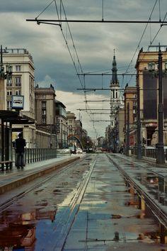 travelingcolors:  Warsaw | Poland (byŁukasz Kaźmierczak)