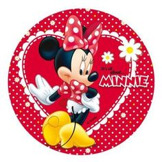 Mickey E Minnie Mouse, Minnie Mouse Pictures, Mickey Mouse Wallpaper, Minnie Birthday, Topper, Paper Book, Princesas Disney, Disney Art, Projects To Try