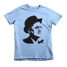 James Joyce Kids Tshirt Bloomsday T-shirt Irish Gifts James Joyce, Unique Image, Kids Wear, Kids Shop, Irish, Mens Tops, T Shirt, Gifts, Supreme T Shirt
