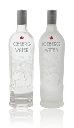 Iceberg water