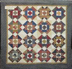 Barbara Brackman's MATERIAL CULTURE: Civil War Homefront Quilts