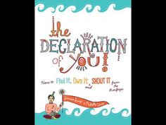 The Declaration of You: The Book!. {The Declaration of You will be published by North Light Craft Books in July 2013. Learn more (& pre-orde...