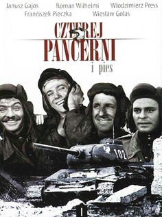 """Czterej pancerni i pies (Serial TV tank men and a dog"""" a widely popular TV World War II series in Poland. Poland Cities, Poland History, Back In The Ussr, Good Old Times, Retro, Childhood Memories, Growing Up, Tv Series, Nostalgia"""