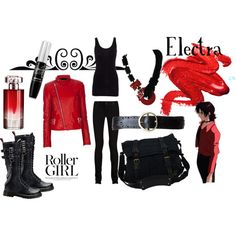 """Electra"" by ellia on Polyvore"