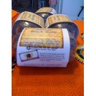 Black Soap or African Black Soap also known as Anago Soap or Alata soap, originates from West Africa.