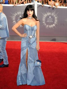Le look de Katy Perry en 2014