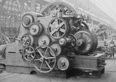 Armstrong-Whitworth: lathe